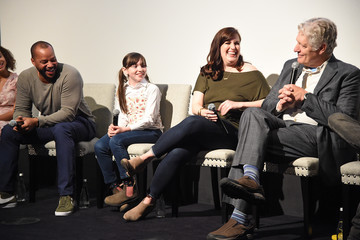 Clancy Brown Allison Tolman Premiere Of ABC's 'Emergence' With PEOPLE