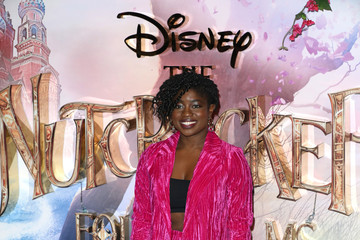 Clara Amfo Disney's 'The Nutcracker' European Premiere - Red Carpet Arrivals