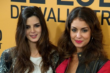 Clara Lago Hiba Abouk 'The Wolf of Wall Street' Premieres in Madrid