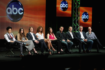 Clara Mamet 2012 Summer TCA Tour - Day 7