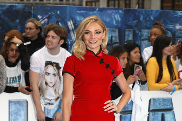 Clara Paget 'Valerian And The City Of A Thousand Planets' European Premiere - Red Carpet Arrivals