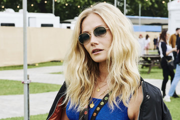 Clara Paget Ray-Ban Studios At All Points East Festival