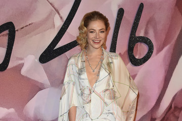 Clara Paget The Fashion Awards 2016 - Red Carpet Arrivals