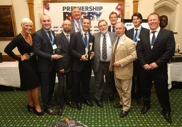 Premiership Rugby Parliamentary Rugby Group Community Awards