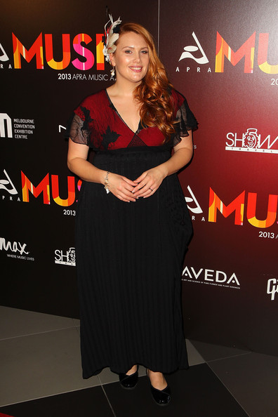 Arrivals at the APRA Music Awards