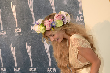 Clare Bowen 8th Annual ACM Honors - Red Carpet