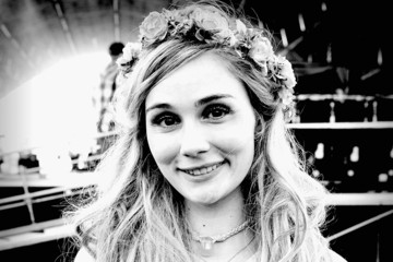Clare Bowen An Alternative View Of The 2015 Stagecoach California's Country Music Festival