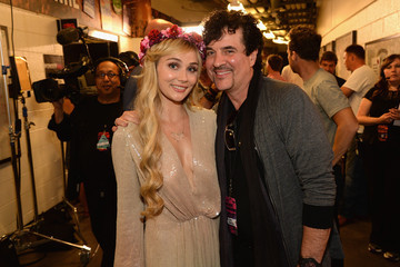 Clare Bowen 2014 CMT Music Awards - Backstage & Audience