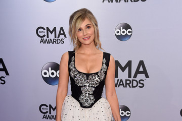 Clare Bowen Arrivals at the 48th Annual CMA Awards