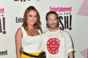 Clare Grant Entertainment Weekly Comic-Con Celebration - Arrivals