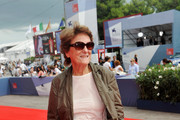 "Director Liliana Cavani attends the ""Lullaby To My Father"" and ""Clarisse"" Premiere during the 69th Venice International Film Festival at Palazzo del Cinema on September 1, 2012 in Venice, Italy."