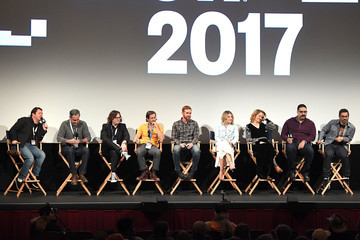 Clark Duke Andrew Santino 'I'm Dying Up Here' Premiere - 2017 SXSW Conference and Festivals
