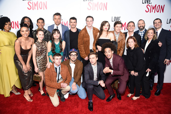 Special Screening Of 20th Century Fox's 'Love, Simon' - Arrivals