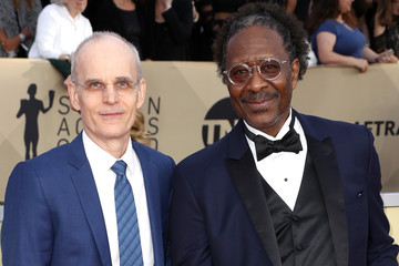 Clarke Peters 24th Annual Screen Actors Guild Awards - Arrivals