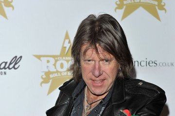 Keith Emerson Classic Rock Roll Of Honour - Arrivals