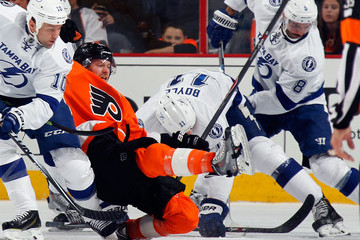 Claude Giroux Tampa Bay Lightning v Philadelphia Flyers