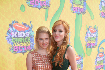 Claudia Lee Nickelodeon's 27th Annual Kids' Choice Awards - Red Carpet