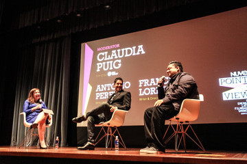 """Claudia Puig NUVOtv's """"NUVO Point of View: The Emerging Latino Filmmakers"""" Screening At The NewFilmmakers LA Film Festival"""