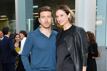 Claudia Ranieri Miuccia Prada and Patrizio Bertelli Host a Private Dinner at Fondazione Prada