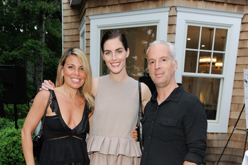 Claudia Saez-Fromm Hamptons Magazine Celebrates Cover Stars Sean Avery And Hilary Rhoda