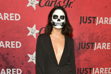 Claudia Sulewski Stars Attend Just Jared's 7th Annual Halloween Party