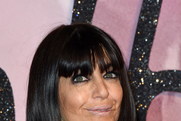 Claudia Winkleman The Fashion Awards 2016 - Red Carpet Arrivals