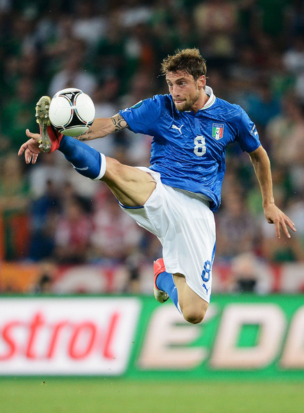 Claudio Marchisio - Italy v Republic of Ireland - Group C: UEFA EURO 2012