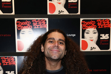 Claudio Sanchez The 35th Anniversary of Cheap Trick Celebrated in NYC