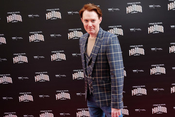 Clay Aiken Cirque Du Soleil's 'Paramour' Broadway Opening Night
