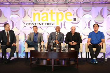 Clay Newbill NATPE 2015 Conference: Day 1