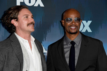 Clayne Crawford Damon Wayans 2017 Winter TCA Tour - FOX All-Star Party - Arrivals