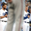 Clayton Kershaw Divisional Series - Washington Nationals vs Los Angeles Dodgers - Game One