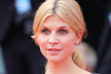 Clemence Poesy 'First Man' Premiere, Opening Ceremony And Lifetime Achievement Award To Vanessa Redgrave Red Carpet Arrivals - 75th Venice Film Festival