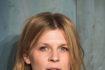 Clemence Poesy Lost in Space - Anniversary party