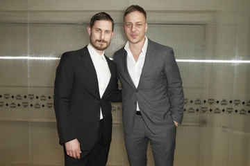 Clemens Schick MCM Experience Store Opening In Berlin