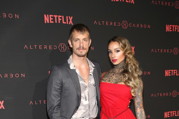 "Cleo Wattenstrom World Premiere of the Netflix Original Series ""Altered Carbon"""