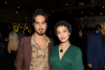 Cleopatra Coleman CAA NAACP Image Awards After Party