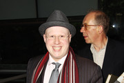 (UK TABLOID NEWSPAPERS OUT) Matt Lucas attends the press night of Cleopatra: Northern Ballet at Sadlers Wells on May 17, 2011 in London, England.