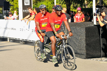 Cleve Lewis Best Buddies Challenge: Hearst Castle Friendship Races