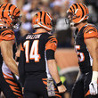 Andy Dalton and Andrew Whitworth