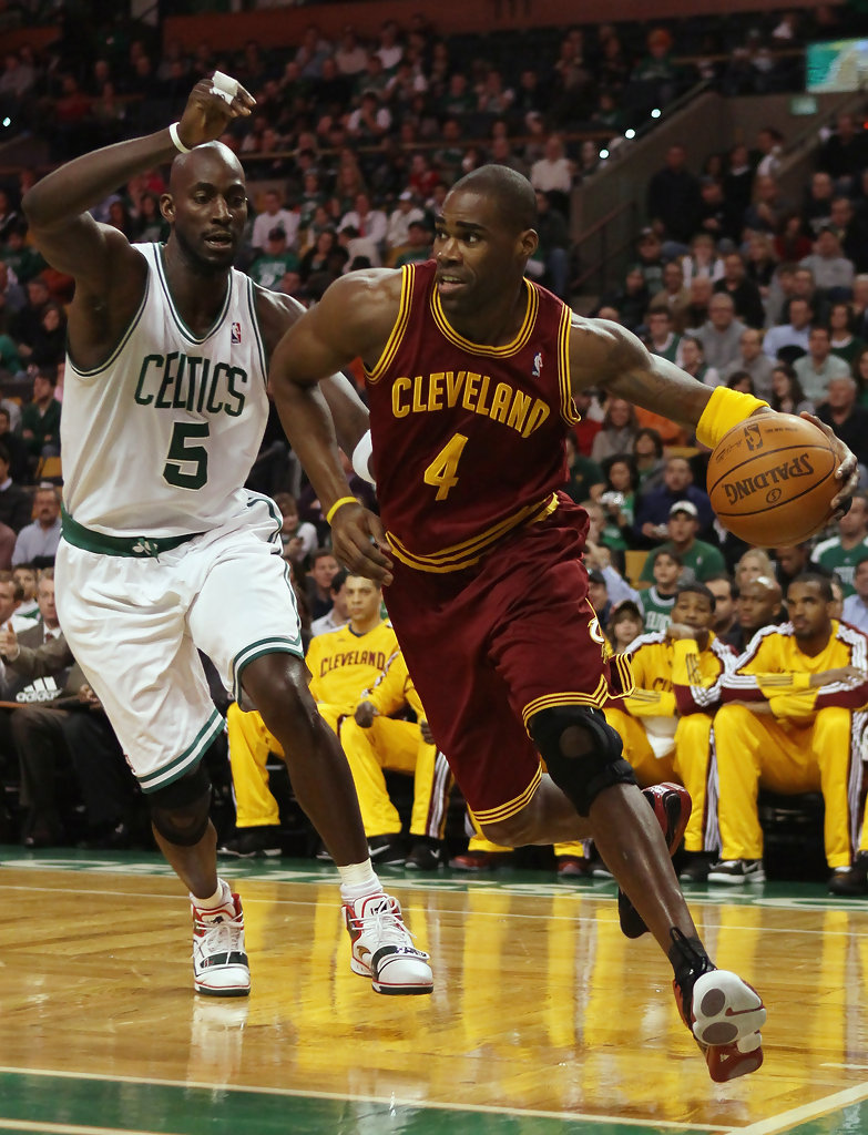 Antawn Jamison s s Cleveland Cavaliers v Boston