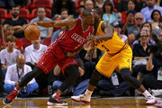 Dwyane Wade Dion Waiters Photos Photo