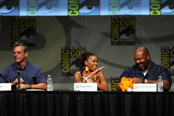 "Reagan Gomez-Preston ""The Cleveland Show"" Panel - Comic-Con International 2012"