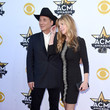 Clint Black 50th Academy Of Country Music Awards - Arrivals