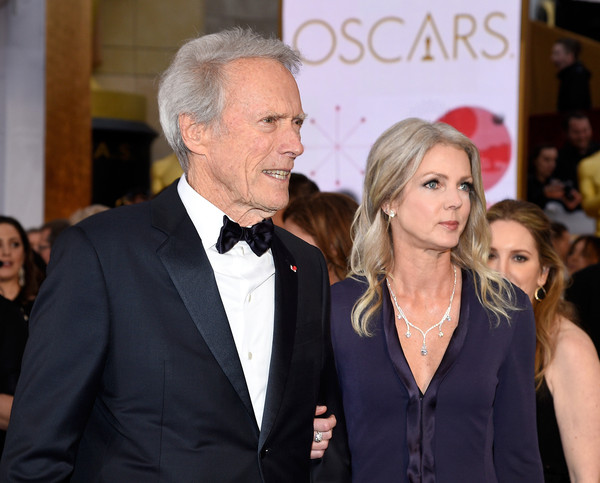 Image result for Clint Eastwood in award