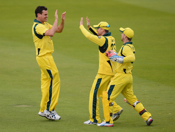 England v Australia: 1st Natwest One Day International Series