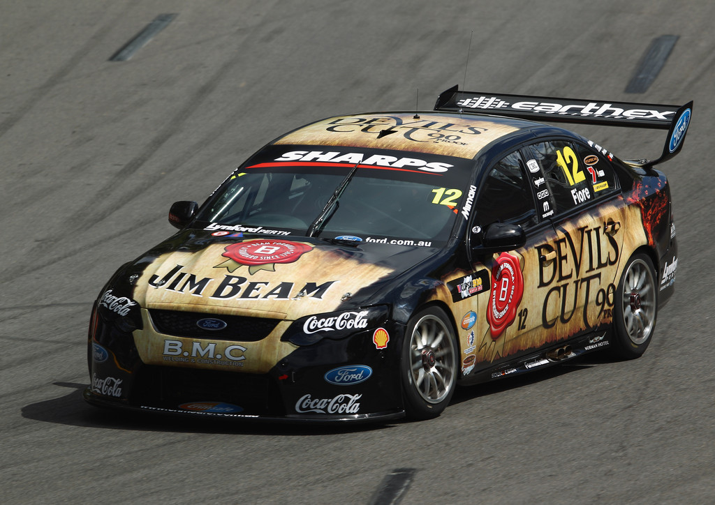Dean Fiore Photos Clipsal 500 V8 Supercars Practice