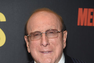 Clive Davis Open Road With Men's Fitness Host The Premiere Of 'Bleed For This'