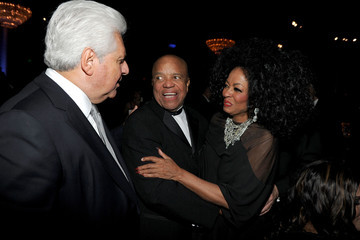 Diana Ross Berry Gordy Clive Davis And The Recording Academy's 2012 Pre-GRAMMY Gala And Salute To Industry Icons Honoring Richard Branson - Roaming Inside