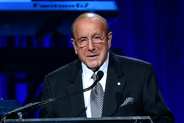 Clive Davis Inside the Angel Ball in NYC